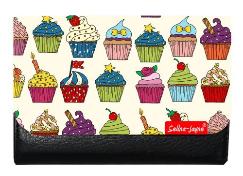 Selina-Jayne Cupcakes Limited Edition Designer Small Purse